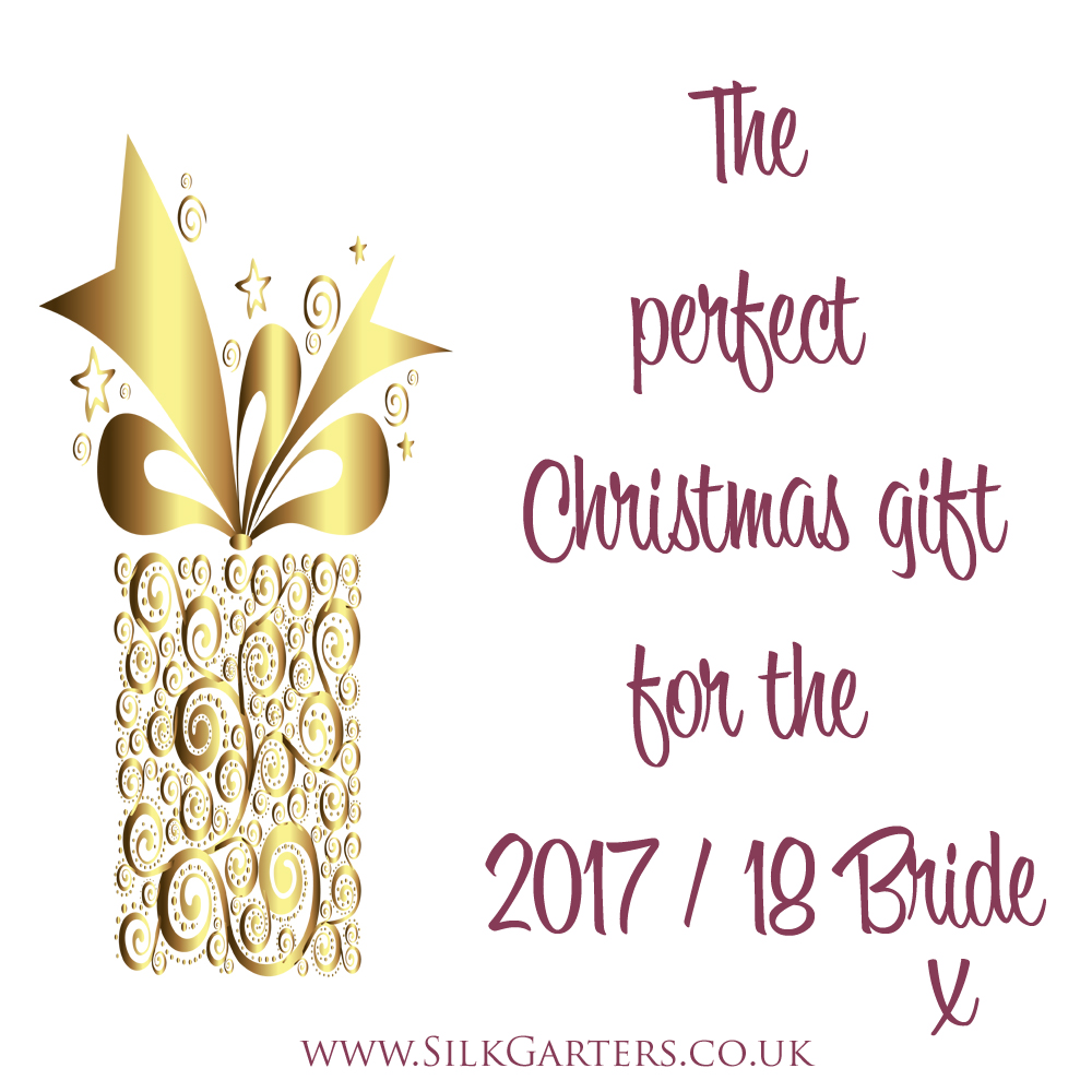 The perfect christmas gift for a bride