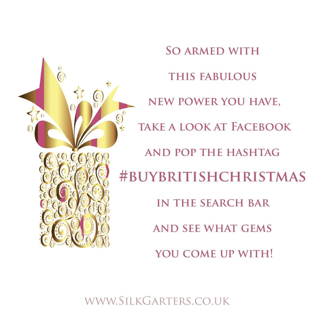 #buybritishchristmas